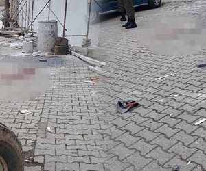 2. Kattan beton zemine düştü