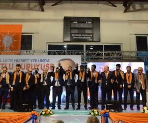 AK Parti'de 2. istifa şoku