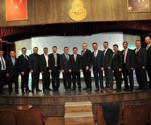 Müteahhitler Derneği'nde yeni başkan Yusuf Şehitoğlu