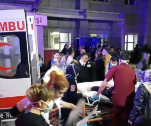 8 kişinin öldüğü Şevket Yılmaz Hastanesi'de yangın