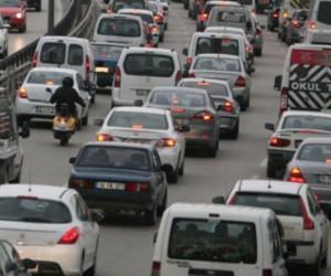 Bursa trafiğine başbakan ayarı