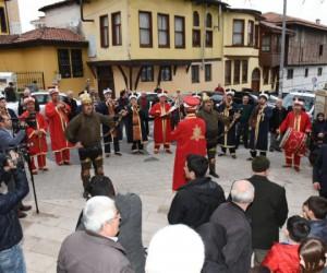 Sultan II. Murad Han Bursa'da dualarla anıldı