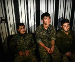 Burseya Dağına sızmaya çalışan teröristler yakalandı