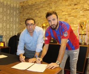 Karabükspor'un son dakika transferi Özgür Yılmaz oldu