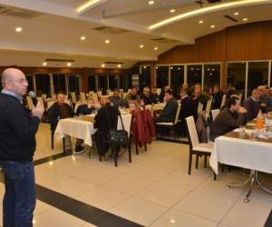 Başkan Mehmed Ali Saraoğlu: Gediz'i örnek ilçeler arasına yükselttik