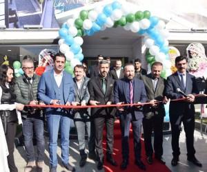 Vadi İzmit'in yeni satış ofisi Yenişehir'de açıldı