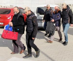 Samsun'da FETÖ'nün 2 mahrem imamı tutuklandı
