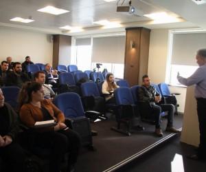 Çerkezköy TSO'dan 'Müşteri İstihbaratı, Tahsilat ve Risk Yönetimi' eğitimi