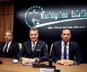 Adil Gevrek, Kulüpler Birliği başkan yardımcısı oldu