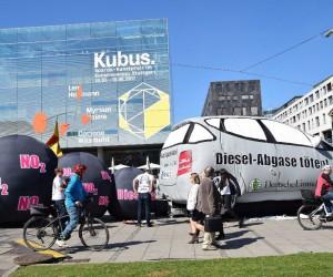 Alman Çevre Yardım Örgütü'nden mazotlu araç almak isteyenlere uyarı