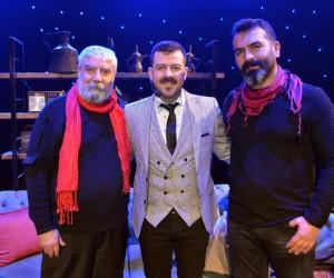 Batman'da Ahmet Kaya ve Yusuf Hayaloğlu vefa gecesi