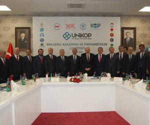 Kalkınma Bakanı Elvan, Konya'da UNİKOP çalıştayına katıldı