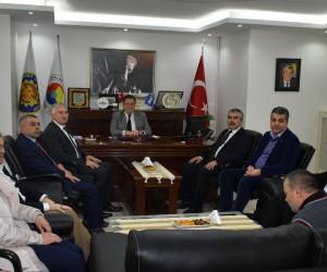 Sertan Yalçın'dan çarşı esnafına otopark müjdesi