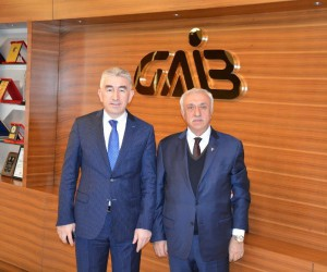 Emniyet Müdürü Faruk Karaduman'dan GAİB'e ziyaret