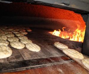 Yozgat'ta kahvaltı sofralarının vazgeçilmezi 'parmak çörek'