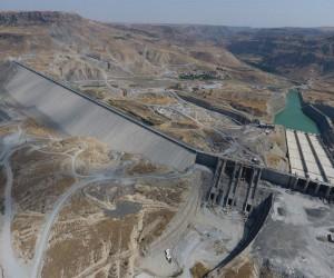 Ilısu Barajı için geri sayım