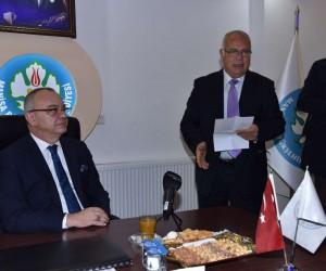 Başkan Ergün Soma'da yatırım ve hizmetleri inceledi