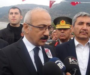 Bakan Elvan: