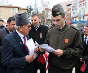 Gaziler, Afrin'e gitmek için dilekçe verdi