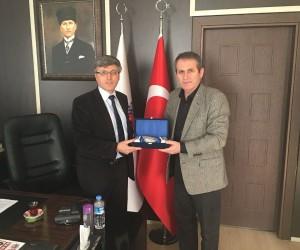 Başkan Yardımcısı Avcıoğlu, Türk Metal Sendikasını ziyaret etti