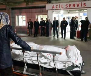Daha evvel 8 kişinin öldüğü hastanede yangın paniği