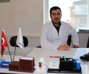 Operatör Dr. Yusuf Evcimen Urartu Göz'de