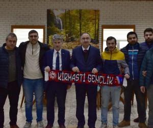Kurtulan'dan Paşa'ya destek