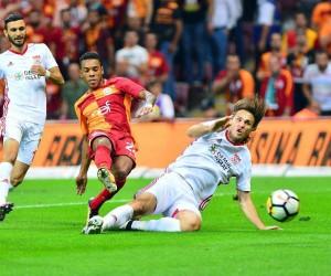 Sivasspor ile Galatasaray 24. randevuda