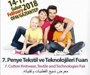 7. Penye, Tekstil ve Teknolojileri Fuarı