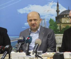 """Başbakan Yardımcısı Işık: """"Bu milletin ne kadar sağlam ve güçlü olduğunu bir kez daha Şırnak'ta görme imkanı bulduk"""""""