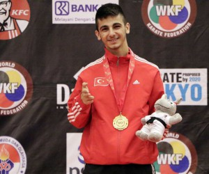 Eray Şamdan üst üste 6. kez Avrupa şampiyonu