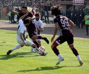TFF 2. Lig: Hatayspor: 4 - Bucaspor: 0