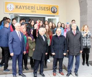 Kayseri Valisi Süleyman Kamçı: