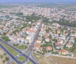 Saruhanlı'nın nüfusu son üç yıldır artıyor