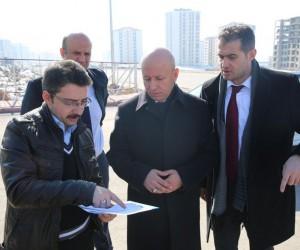 Kocasinan Belediyesi Erkilet Dere Mahallesine sosyal tesis kazandırıyor