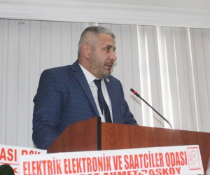 Tavşanlı Terziler Odası'nda Halil Sezer yeniden başkan