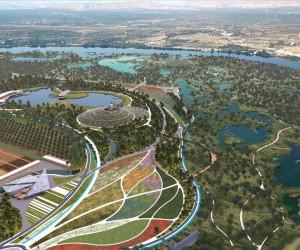 Karkamış-Nizip Taşkın Ovası sulak alanı ekopark projesi hazırlandı