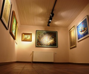 Süleymanpaşa Belediyesi ünlü Ressam İbrahim Balaban'ı ağırladı