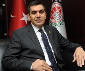 """Beyhan Hıdıroğlu, Antep'e """"Gazi"""
