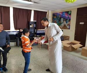 Türkiye Diyanet Vakfından Latin Amerika ülkelerine 20 bin hediye Kur'an-ı Kerim