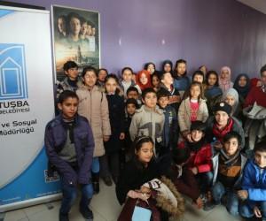 Tuşba Belediyesinden öğrencilere unutulmaz tatil