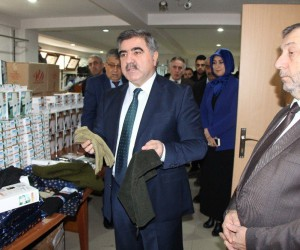 Belediye ile Hayatcan'dan 'Mehmetçiğimiz üşümesin' diye kampanya