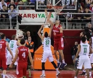 FIBA Şampiyonlar Ligi: Pınar Karşıyaka: 34 - Monaco: 37