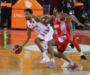 FIBA Şampiyonlar Ligi: Pınar Karşıyaka: 84 - Monaco: 77