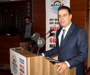 MESİAD Başkan adayı İpek, projelerini açıkladı