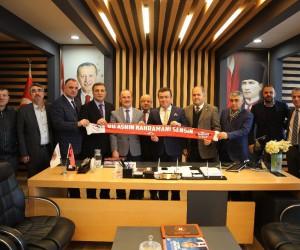 """Taşçı: """"Samsunspor için hiçbir fedakarlıktan kaçınmayız"""""""