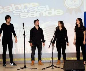 Manisa'nın genç sesleri Türk müziği için yarıştı