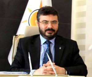 Aydın AK Parti'de Ömer Özmen yeniden il başkanı oldu