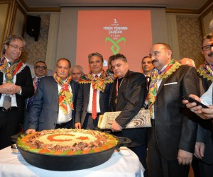 3. Yörük Türkmen Çalıştayı başladı