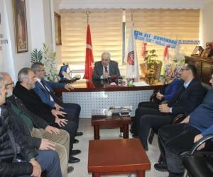 Milletvekili Serdar'dan FHGC'ye ziyaret